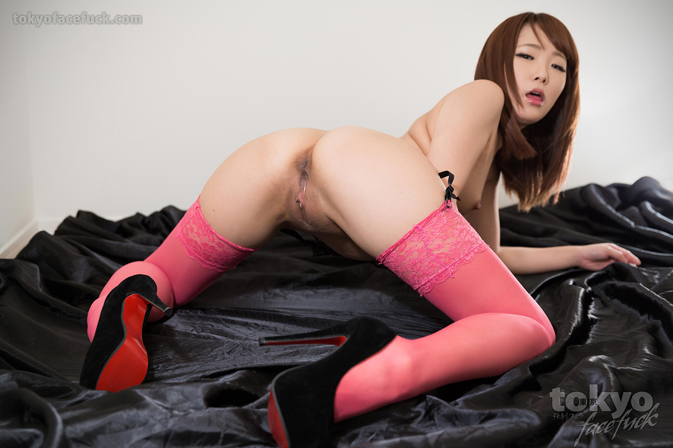 Japanese stockings secretary