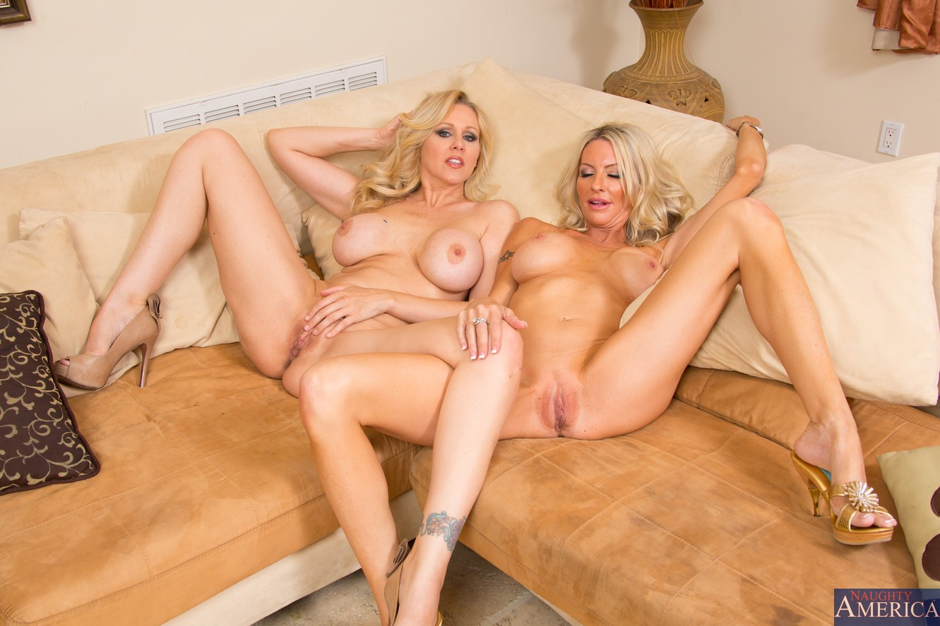 Emma starr lesbian sex two blondes caress each other, wildsafarisex